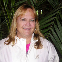 Lori Marshall, Tennis Professional at Northampton Country Club