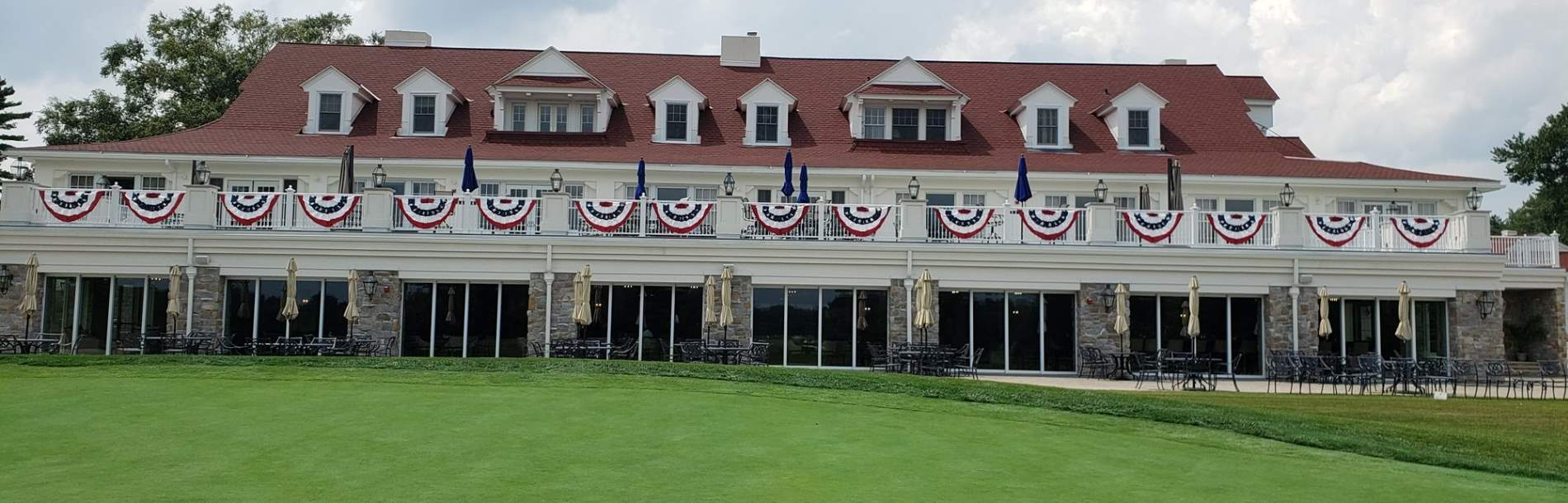Northampton Country Club Clubhouse